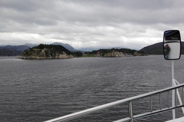 Vistas desde crucero Norwegian Jade