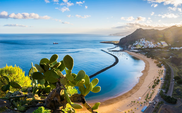 crucero Tenerife