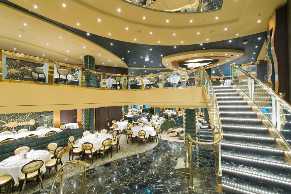 Restaurante MSC Preziosa