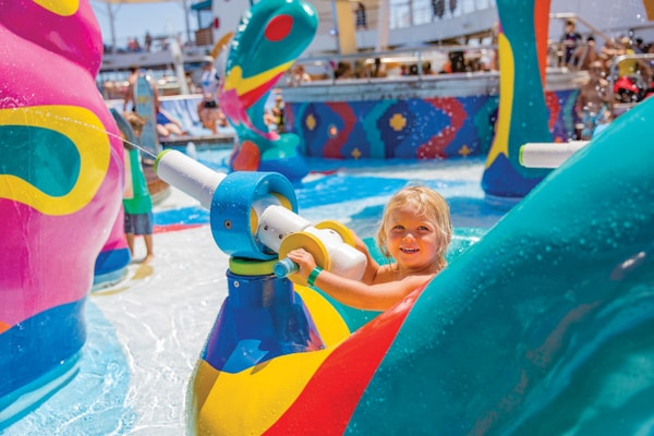 Zona infantil Allure of the Seas