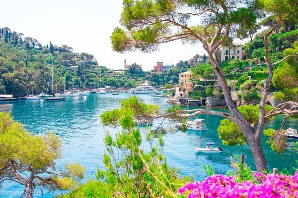 vistas de Portofino