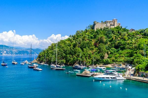 Que ver en Portofino en una escala de crucero