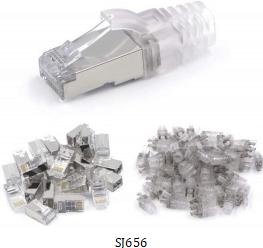 656 - What Types of RJ45 connectors I need?