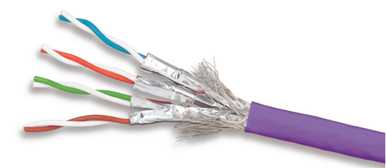 cat7 1 - Ethernet Cable:Cat 1/2/3/4/5/5E/6/6A/7/8-What & How