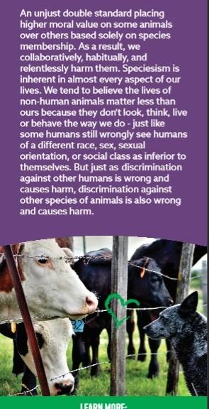 speciesism banner