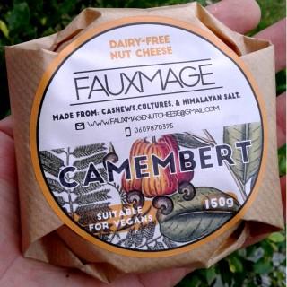 Fauxmage vegan camembert