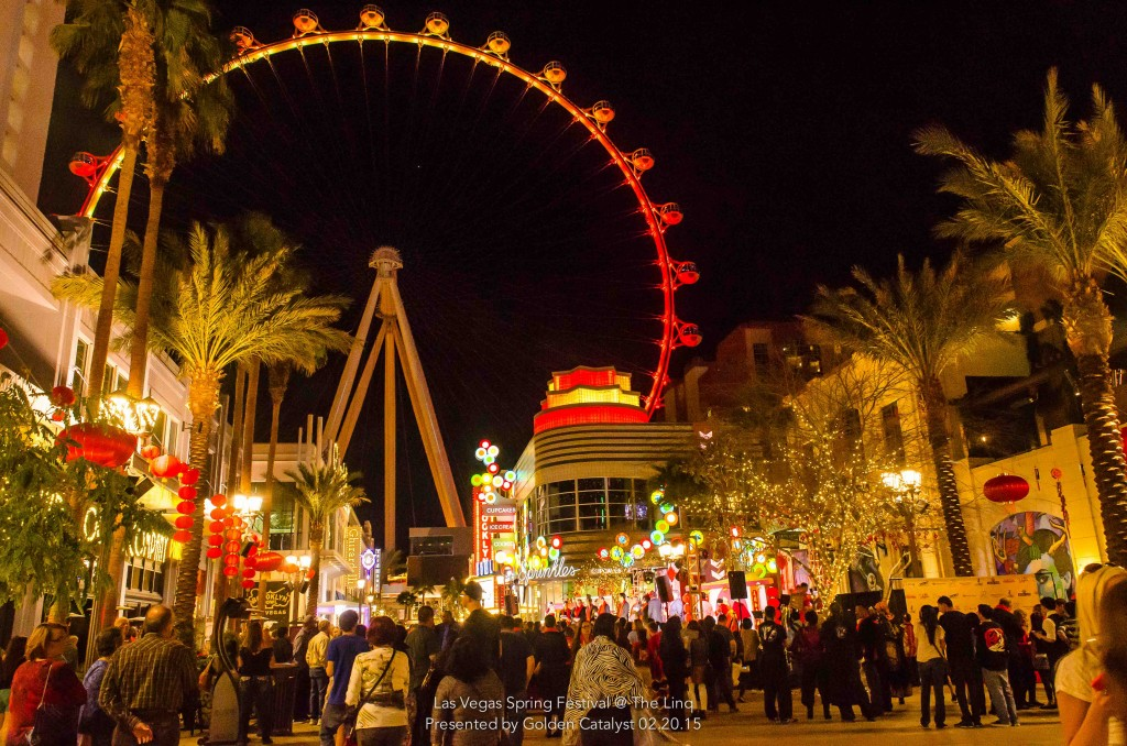 Vegas must dos for February 2016   Las Vegas Blogs One more of the 2015 Las Vegas Spring Festival  Photo courtesy of Chinese New  Year