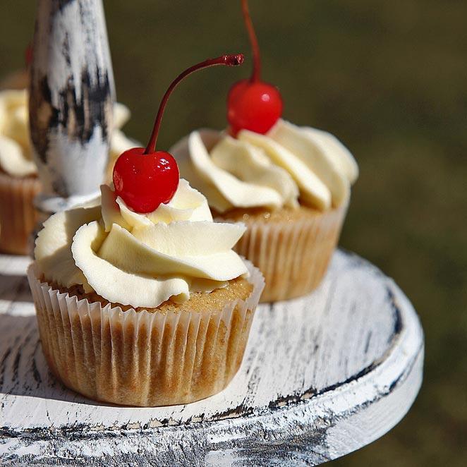 recept,cupcakes,kreativní,dezert