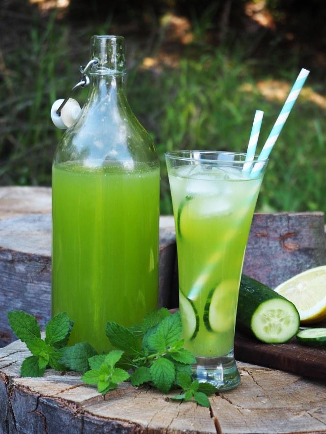nápoje na léto