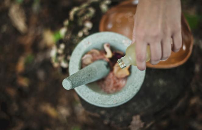 aromaterapie doma