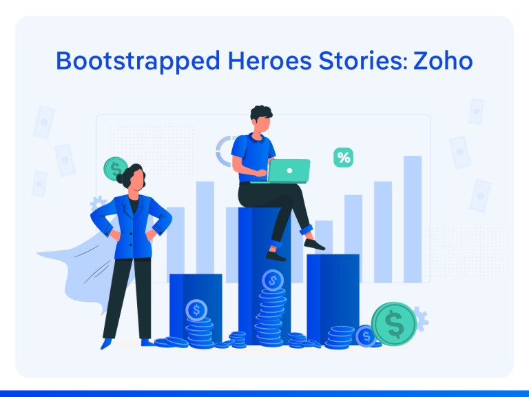 Bootstrapped Heroes Stories - Zoho