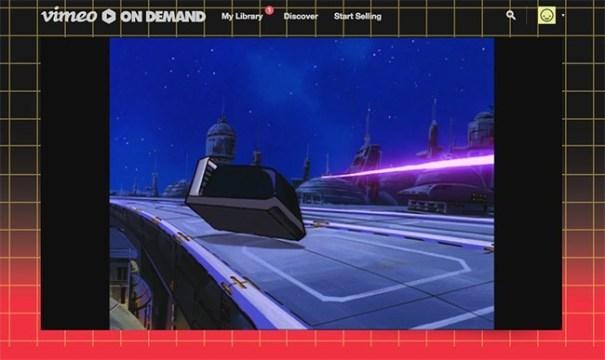 Transformers Vimeo