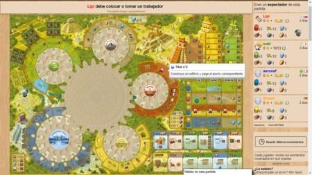 Board Game Arena: Tzolk in