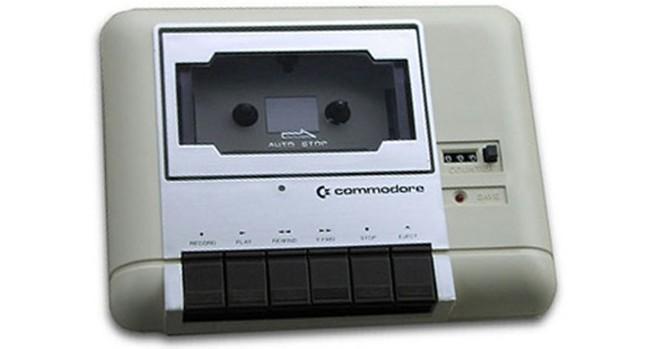 Cassete Commodore