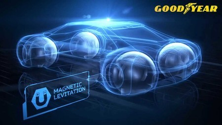 Goodyear Levitation 2015