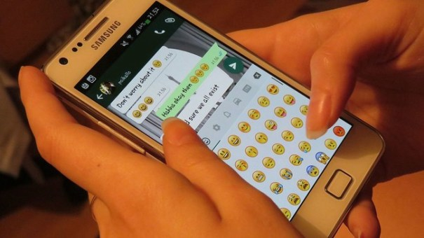 Whatsapp Texting