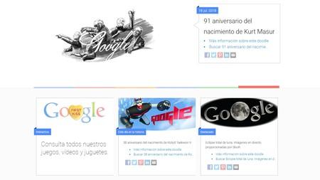 Historia Doodles De Google