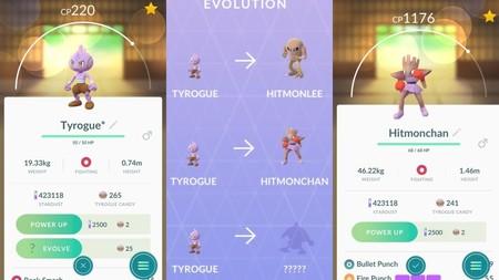 Pokemon Go Tyrogue