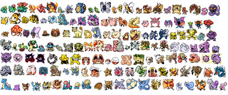 Pokemon Go 151
