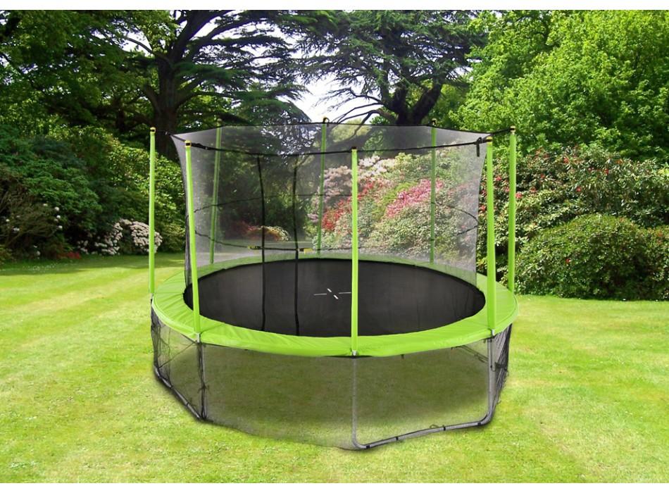 Un Trampoline Dans Votre Jardin Pourquoi Pas Le Blog