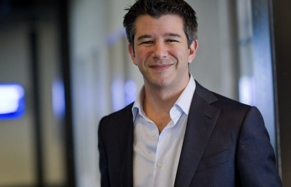 Travis Kalanick Uber Technologies CEO Interview