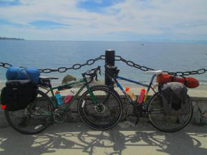 É necessário um bom planejamento e os equipamentos adequados para se aventurar em uma expedição de cicloturismo