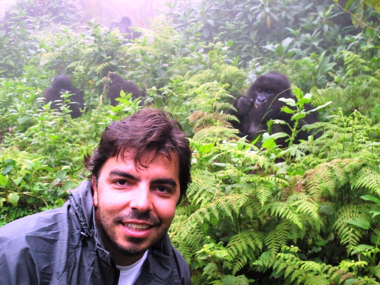 Turismo em ruanda além dos gorilas