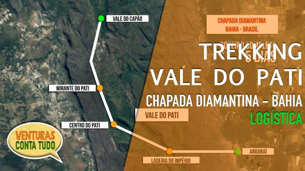 Vale do Pati - Chapada Diamantina
