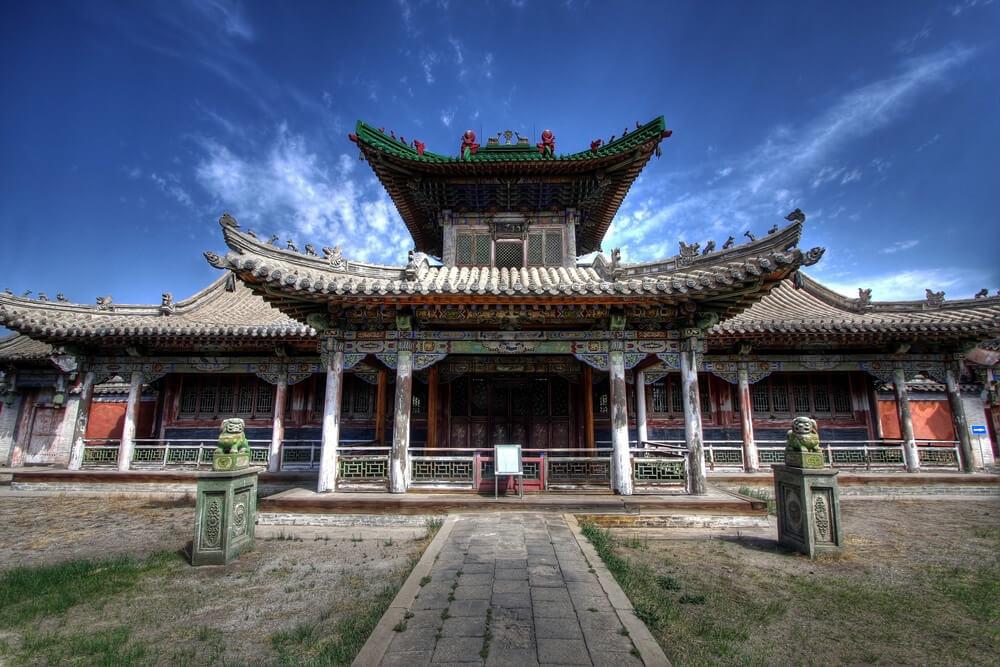 Considere ir para a Mongólia