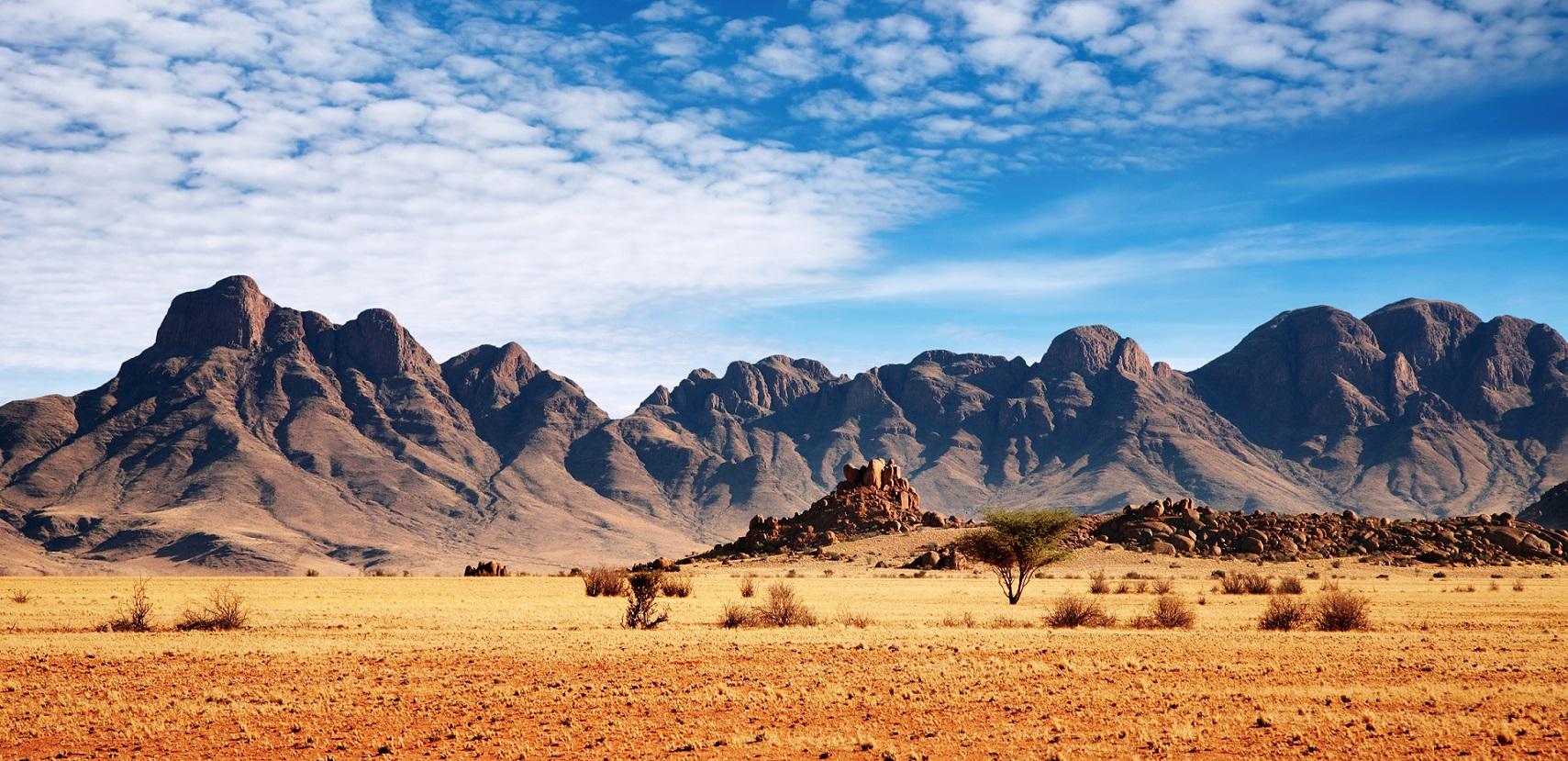 Namibia Shutterstock 1 - Turismo na África: 10 países imperdíveis que você precisa conhecer!