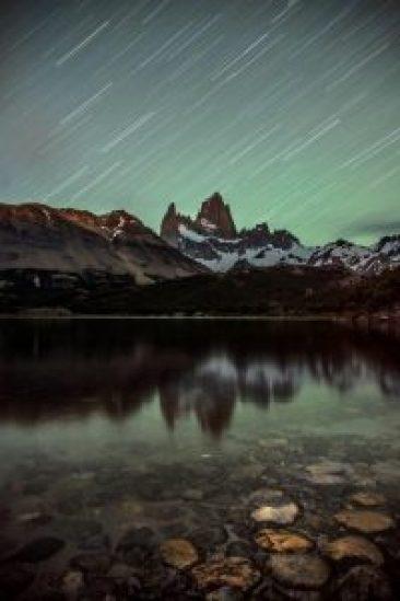 Fotos de paisagem na Patagônia - André Dib