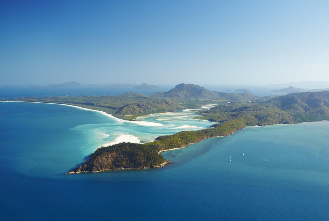 Whitehaven, uma das mais belas Praias da Austrália