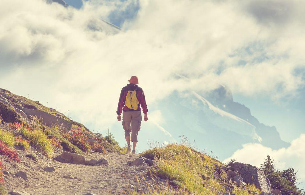 texto sobre Comida para Trekking