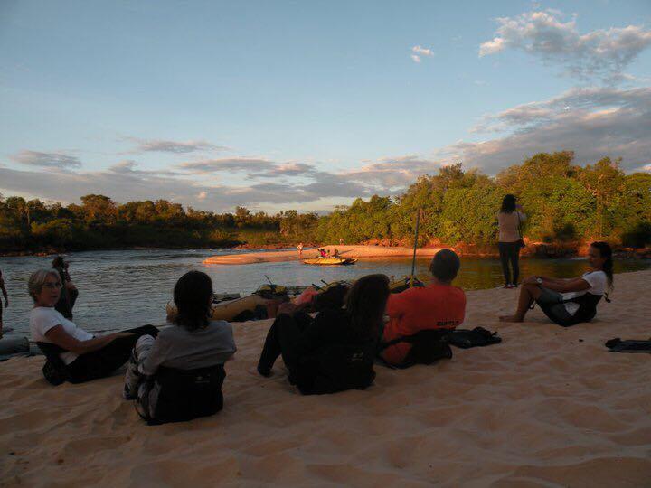 Como ir ao Jalapão fazendo Rafting e Trekking