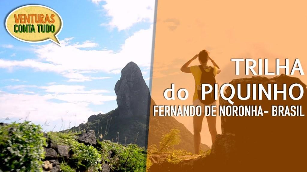 Fernando de Noronha - Passeio do Piquinho - Conta tudo