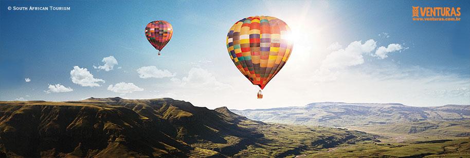 África do Sul - Balloons