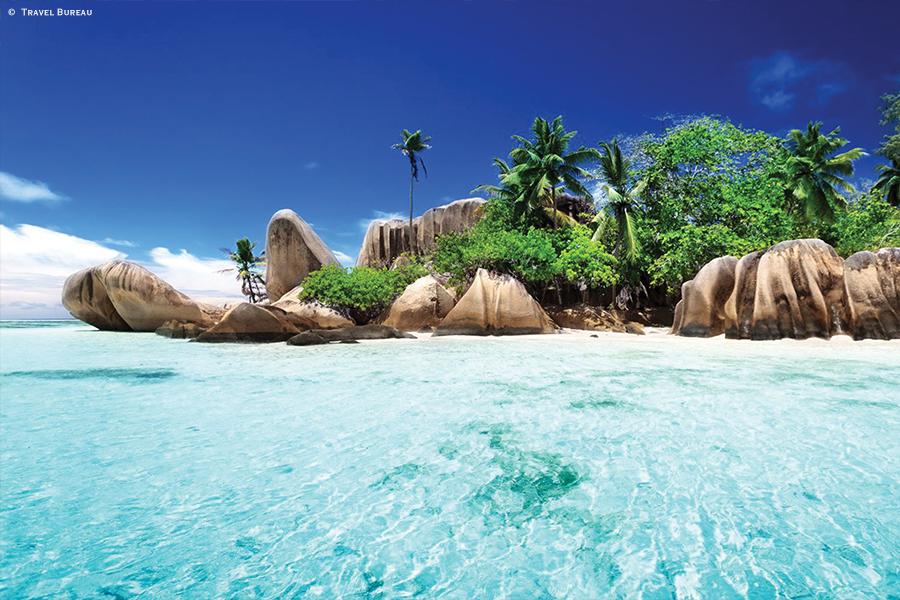 Ilhas Seychelles - Anse Source d'Argent - Travel Bureau
