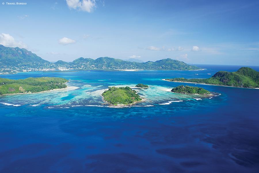 Ilhas Seychelles - Marine Park Island - Travel Bureau