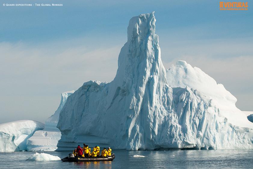 Antártida - Quark Expeditions  - The Global Nomads