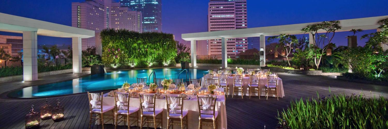 Tempat Event Dengan Fasilitas Kolam Renang Terbaik Di Jakarta