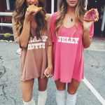 Halloween-costume-ideas-venuerific-blog-peanutbutter-jelly-twin-costume