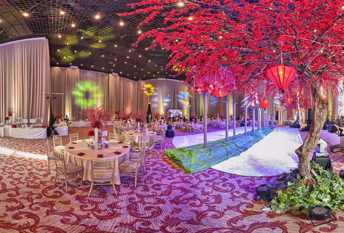 chinese new year party venue in jakarta