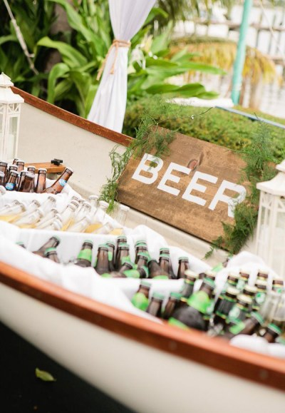 drinks ideas for bridal shower bar party