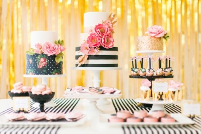 sephora theme food idea for bridal shower party