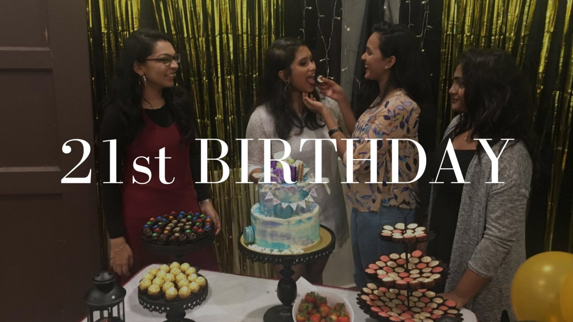 21st Birthday Party in a Loft Celebration Package on Venuerific