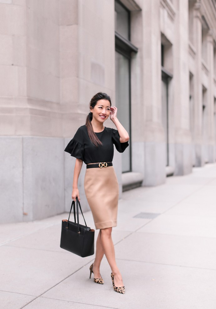 Dress-code-venuerific-blog-smart-casual-ladies-mid-length-skirt