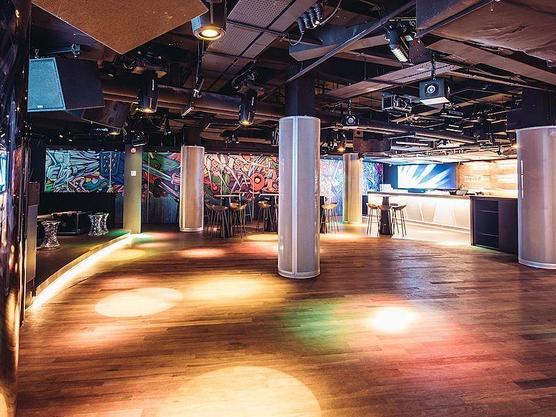 zouk singapore dancing arena