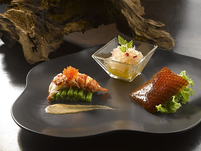 chinese appetizer by kai garden
