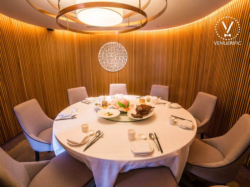 chinese restaurant with private dining room