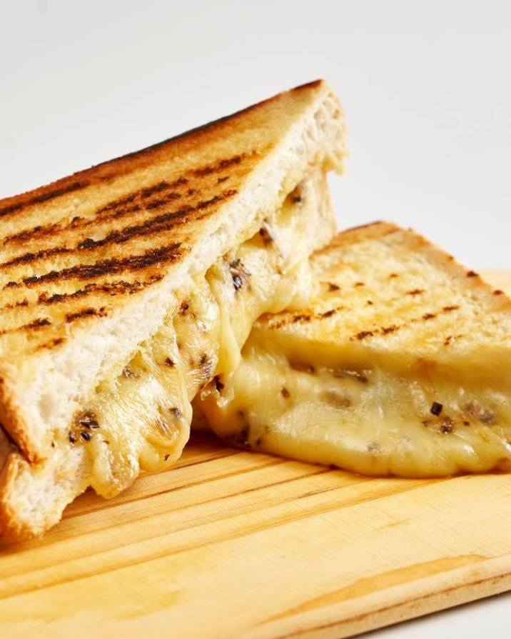 Truffle Grilled Cheese Sandwich Singapore